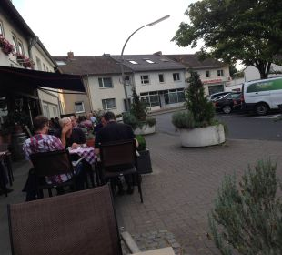 Aussenbereich Adolph's Gasthaus