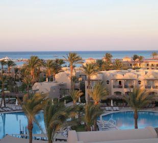 Blick vom Tower Hotel Iberotel Makadi Beach