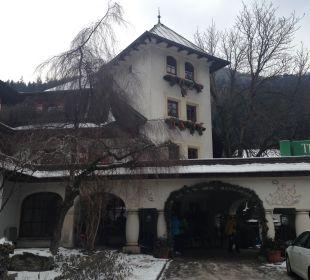 Außenansicht Hotel Trattlerhof