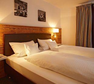 Schlafzimmer FeWo Siebenschläfer Schwandenhof Ferienwohnungen