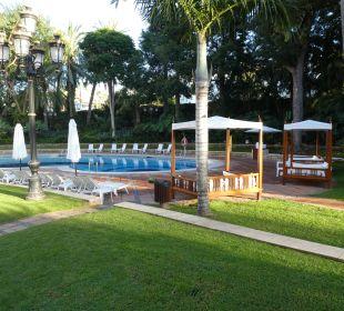 Pool Hotel Botanico
