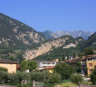 Ausblick vom Balkon Residenza Le Due Torri