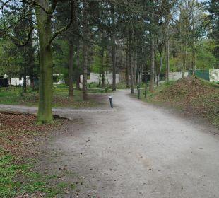Gartenanlage Center Parcs Het Heijderbos