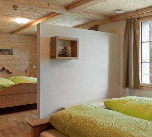 4er-Zimmer Berghaus Jochpass