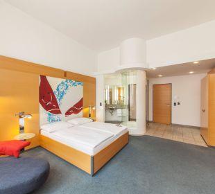 Komfortzimmer Novum Select Hotel Berlin Ostbahnhof