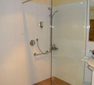 Dusche Hotel Taubers Unterwirt