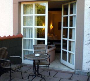 Unser Balkon Hardenberg BurgHotel