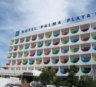 Hotel Cactus Hotel Palma Playa - Cactus
