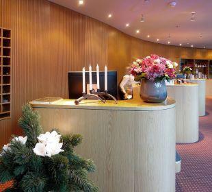 Ein herzlicher Empfang ist garantiert Gorfion - Das Familienhotel
