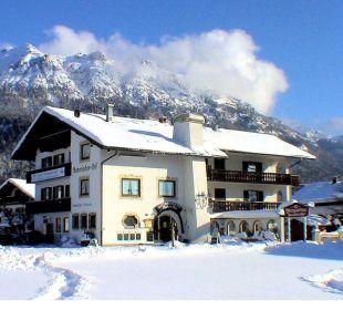 Bayerischer Hof im Winter Hotel Bayerischer Hof