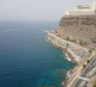 Ausblick von unserem Zimmer  Gloria Palace Amadores Thalasso & Hotel