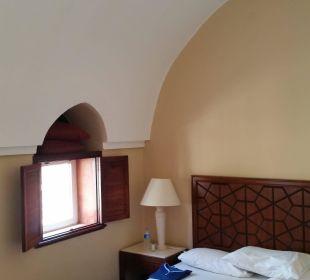 Und noch ein Kunstwwer unseres Roomboys Hotel Iberotel Makadi Beach