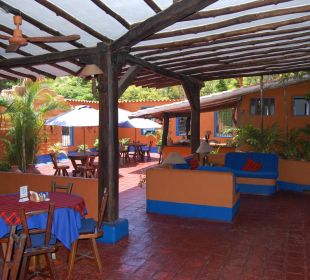 Teile vom Restaurant Hotel Costa Linda