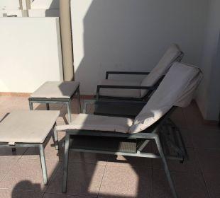 Balkon Sensimar Calypso Resort & Spa