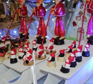 Weihnachts Büffet SUNRISE Select Royal Makadi Resort