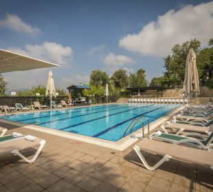 Pool Ruth Rimonim Safed Hotel