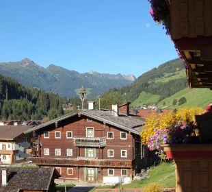 Zimmerausblick Hotel Glockenstuhl