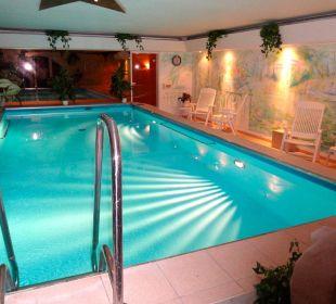 Poolbereich Hotel Im Schwedischen Hof