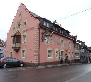 Landgasthof Hotel Rebstock Hotel Landgasthof Rebstock
