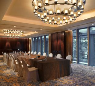 Istana meeting room Carlton Hotel Singapore
