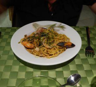 Italienisches Restaurant Hotel Mitsis Rhodos Village & Bungalow