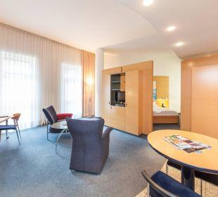 Executive Zimmer Select Hotel Berlin Ostbahnhof