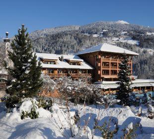 Winterurlaub im Montafon Hotel Montafoner Hof