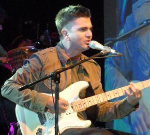 Juanes live am 21.12.10