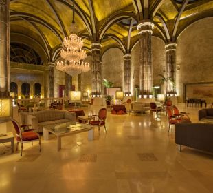 Lobby Lopesan Villa del Conde Resort & Spa