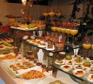 Nachspeisenbuffet Lily Beach Resort & Spa