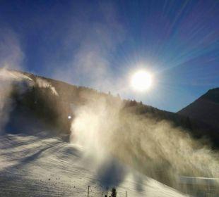 Sonne und Schnee Sonnhof Alpendorf