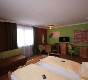 """""""Wohlfühl - Doppelzimmer"""" Vital Hotel Zum Ritter"""