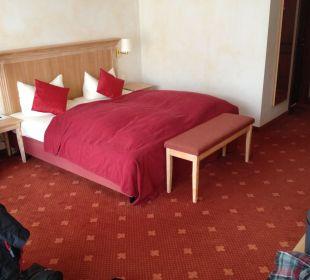 Doppelzimmer  Hotel Villa Gropius