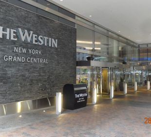 Lobby Hotel Westin New York Grand Central