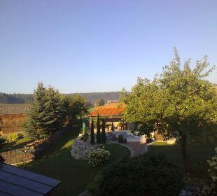 Gartenanlage Pension Heindlhof