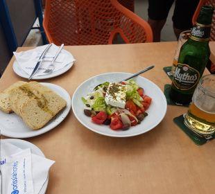 Beilagensalat (reicht für 2 Personen) Hotel Corissia Beach