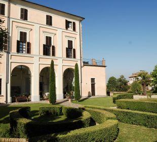 Hotelfrontansicht Sunstar Boutique Hotel Castello di Villa
