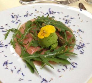 So wunderschön und köstlich zubereitet Romantik Seehotel Sonne