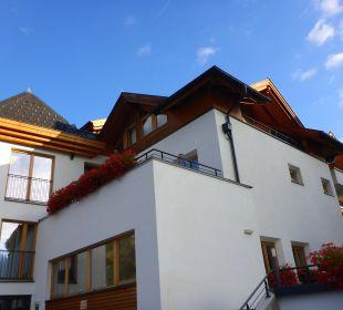 AUSSENANSICHT Hotel Lukas