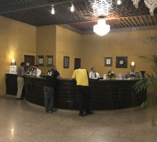 Lobby Albatros Palace Resort