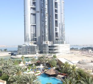 Ausblick Sheraton Hotel & Resort Abu Dhabi