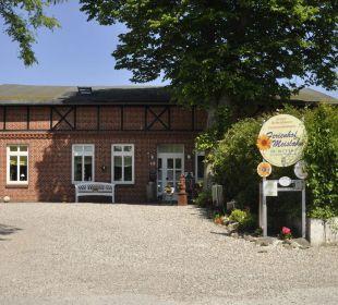 Hofansicht Ferienhof Meislahn