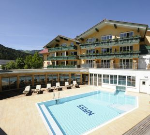Die HUBERTUS Alpin Lodge & Spa Hubertus Alpin Lodge & Spa