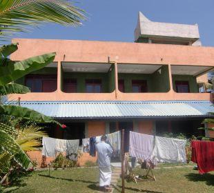 Vorderansicht des BochumLanka Bochum Lanka Resort