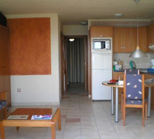 Wohnbereich Hotel Rocamar Beach