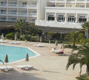 Unser Ausblick Hotel Vincci Marillia