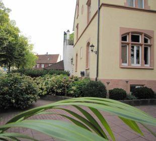 Garten Badischer Hof Hotel