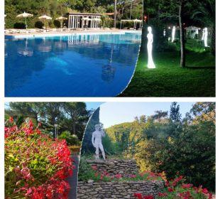 Schöne Anlage Park Hotel Marinetta