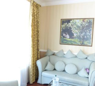 Wohnbereich Suite 251 Vier Jahreszeiten Kühlungsborn -  Hotel