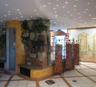 Spabereich Hotel Meerane